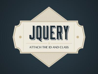 jQueryで複数の要素に id属性や class属性を与える