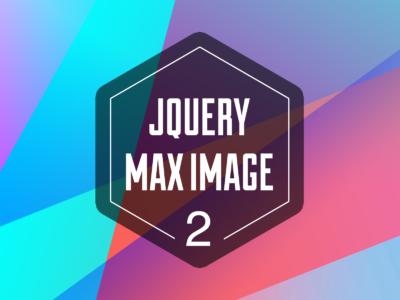 ウィンドウ全体に画像を表示させる jQueryプラグイン MaxImage 2を試してみた
