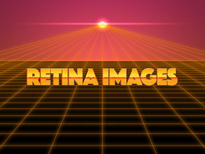 PHPを使って画像を高解像度デバイスに最適なサイズで表示させる Retina Imagesの使い方